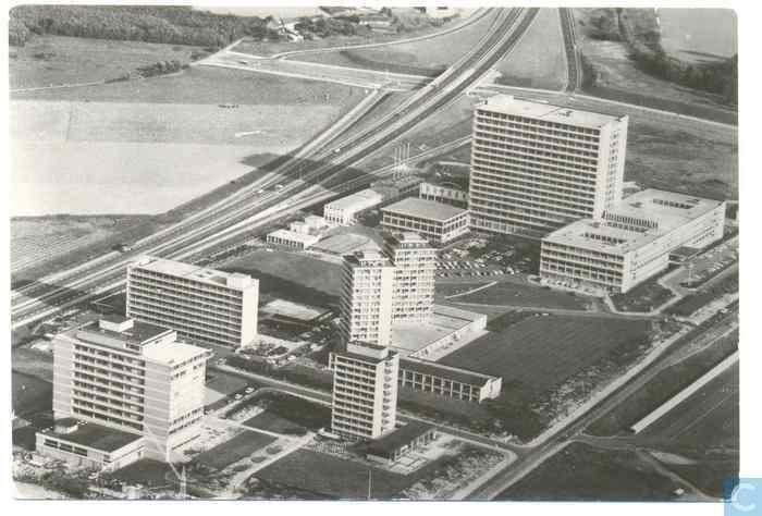 Ansichtkaarten - Heerlen - De Wever Ziekenhuis en Verpleegkliniek
