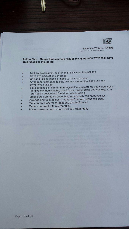 worksheet Wellness Recovery Action Plan Worksheets the 25 best wellness recovery action plan ideas on pinterest sample wrap plan