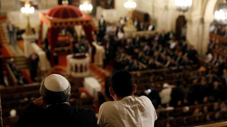 La grande synagogue de Paris