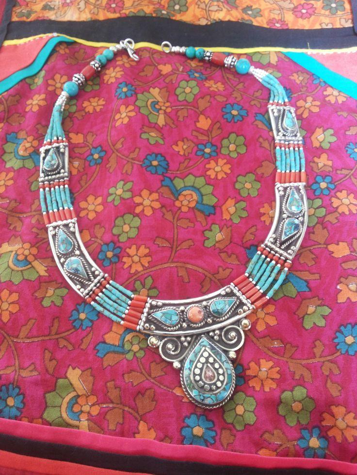 Nepali necklace