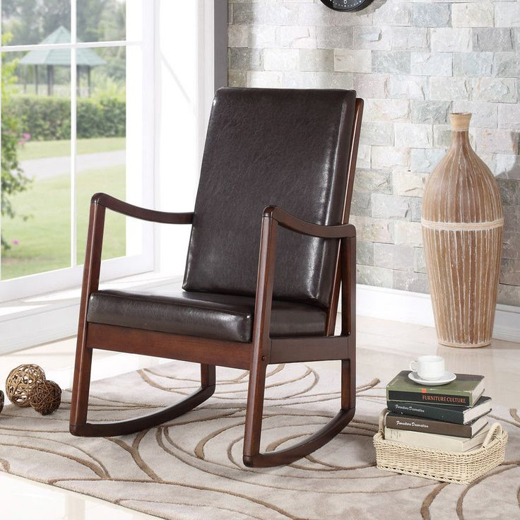 Wildon Home Rocking Chair WildonHome Modern