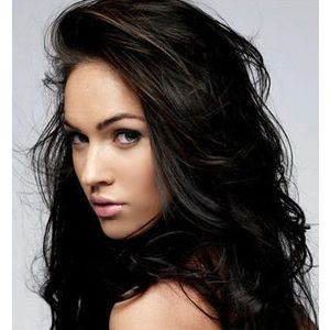 I think dark hair is beautiful and sexy