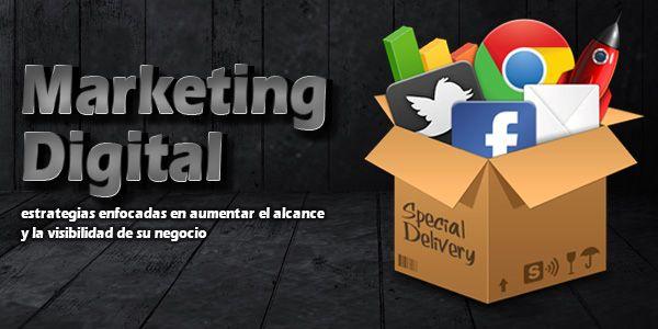 Servicio de Marketing Disital Bogotá