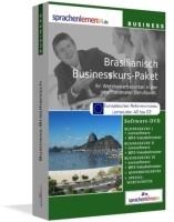 BRASILIANISCH lernen-SPRACHKURS Business-Brasilianisch € 69,95