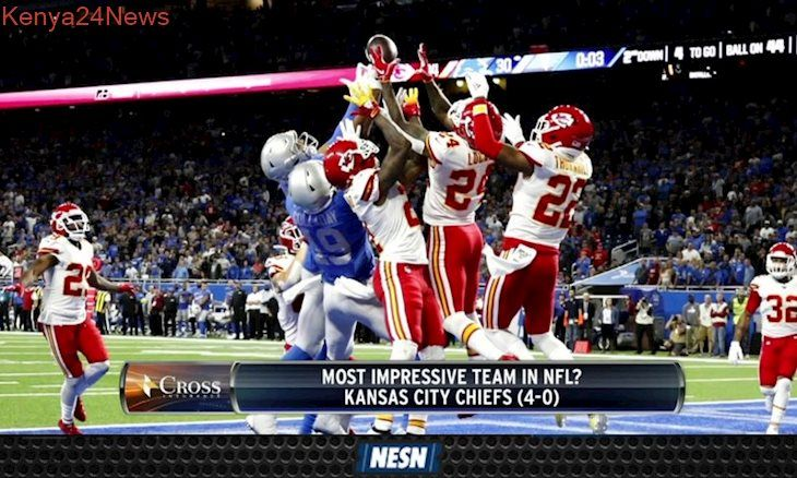 Mike Lombardi S Most Impressive Nfl Teams After First Quarter Of 2019 Season Nfl Nfl Teams Nfl Kansas City Chiefs