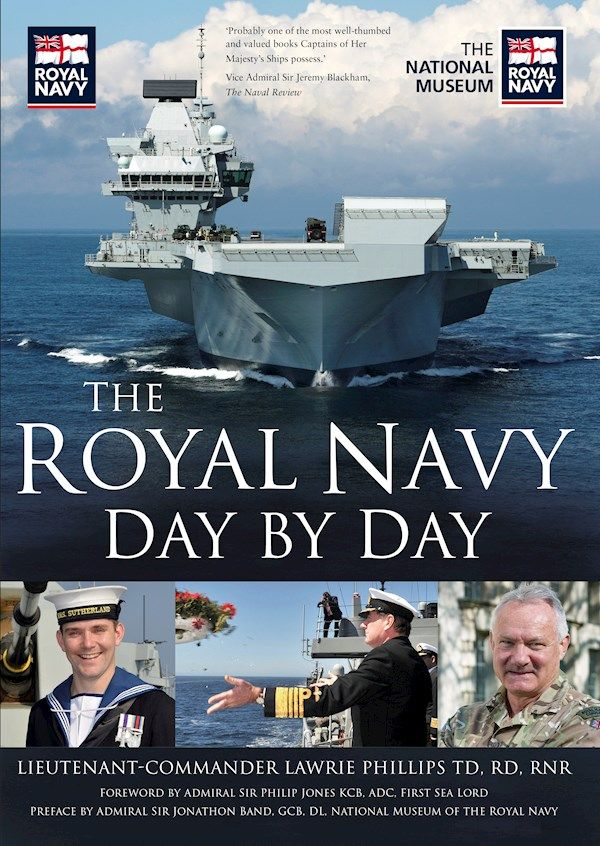 The History Press The Royal Navy Day By Day Navy Day Royal Navy British Ancestry