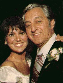 Danny Thomas & daughter Marlo- St. Jude Children's Research Hospital