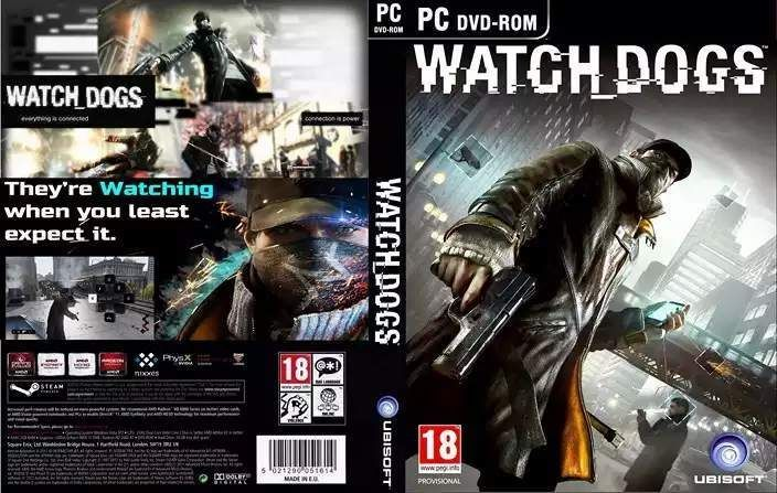 Watch dogs versione DIGITALE PC