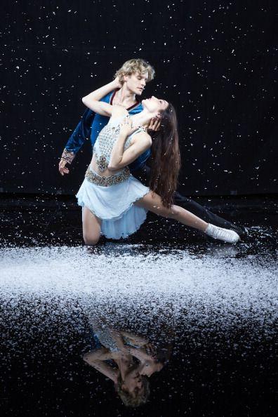 Dancing on Ice  -  Meryl Davis and Charlie White - Sochi, Russia  -  Winter Olympics  2014