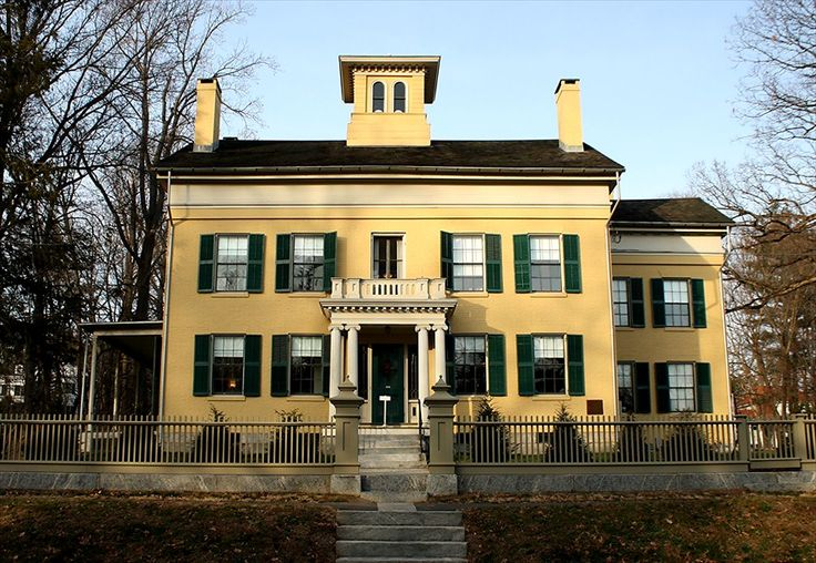Emily Dickinson House | emily dickinson s house phil and i visited emily dickinson s home in ...