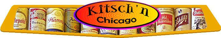 Kitsch'n, Chicago.  Fun place with loads of memorabilia, and great food.