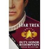 Star Trek: Signature Edition: Duty, Honor, Redemption (Star Trek (Unnumbered Paperback)) (Kindle Edition)By Vonda N. McIntyre