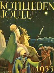 Saako tulla laulamaan? Tiernapojat eli tähtipojat on vanha perinne Pohjoismaissa. Tähtilaulannasta on kirjallisia lähteitä jo 1600-luvulta.