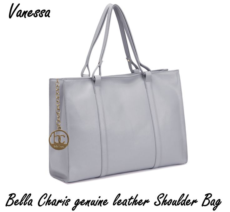 Bella Charis Vanessa Leather Shoulder Bag [5 colours]