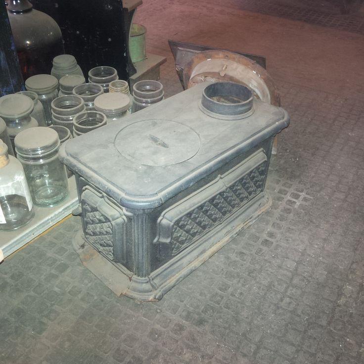 even wood burning stoves.