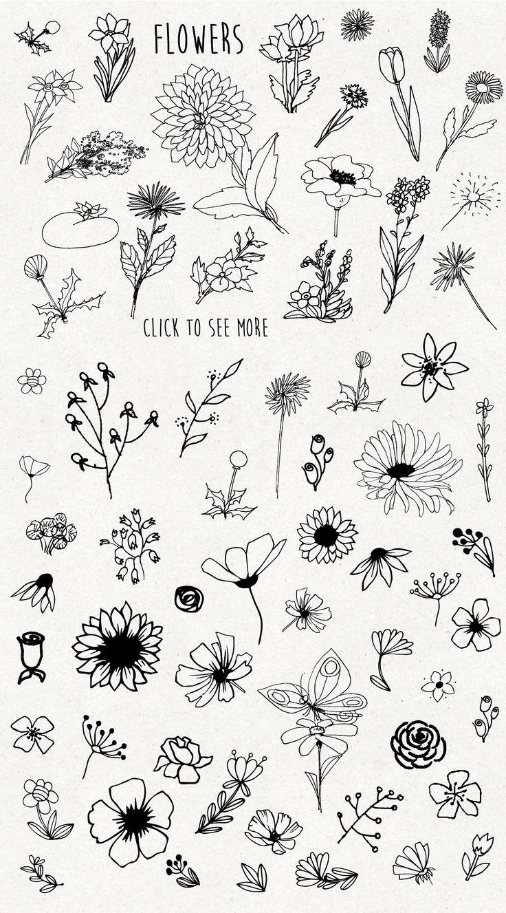 Only flowers ! – Objects – Marita Schlegel