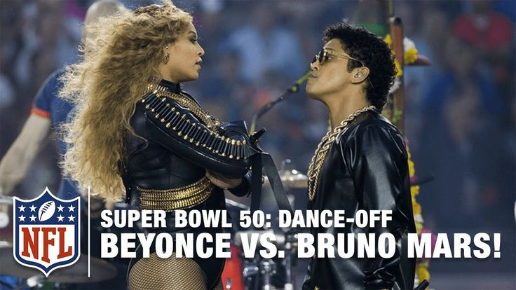 NFL - Super Bowl 50: Dance-Off Beyoncé & Bruno Mars - Pepsi Super Bowl 50 Halftime Show.