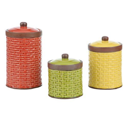 Farmhouse Kitchen Canister Sets: 201 Best Images About For The Home On Pinterest