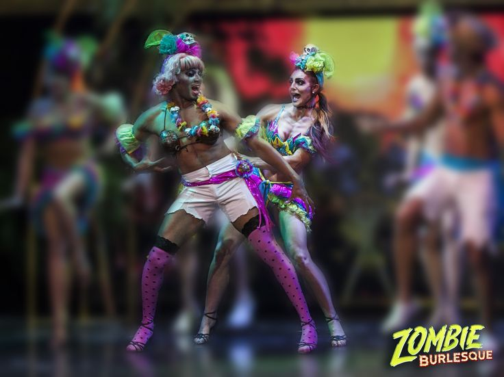 Zombie Burlesque is enough fun to wake the dead!  See why it's being hailed as the Best Adult Show in Las Vegas | Tickets for 50% off when you purchase through www.2for1shows.com  --- --- #vegaslife #vegas2015 #lasvegasblvd #vegasbound #ilovevegas #vegasready #whathappensinvegas #vegasvacation #lasvegas #tickets #highroller