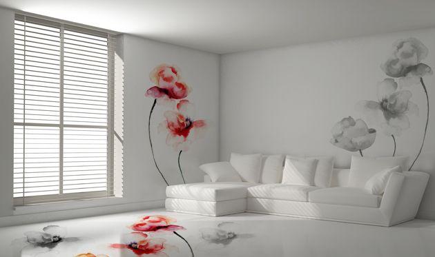 Oltre 25 fantastiche idee su decorare una parete su - Decorare un muro ...