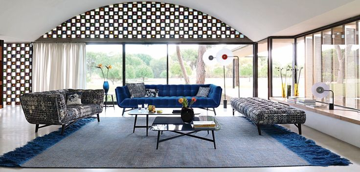17 images about seating by roche bobois on pinterest for Canape jean paul gaultier