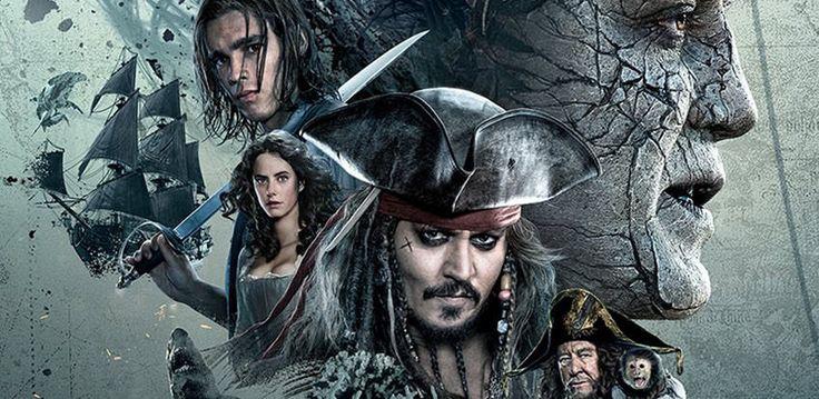 Top 10 Most Pirated Movies on BitTorrent - https://secnews.gr/?p=160652 - Οι 10 περισσότερο κατεβασμένες ταινίες με BitTorrent για αυτή την εβδομάδα όπως παρουσιάζονται από το Torrentfreak.    Movie Rank Rank last week Movie name IMDb Rating / Trailer     Most downloaded movies via torrents     1 (…) Pirates of the Caribbean: Dead Men Tell No