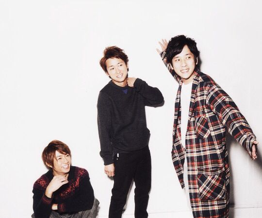 Aiba, Leader and Nino