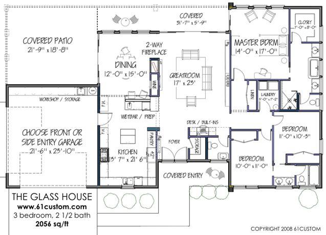 Modern House Plan Modern Cabin Plans For Arizona Modern Cabin House