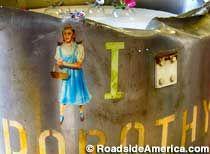 Wakita, OK - Twister (The Movie) Museum