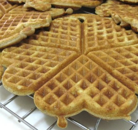 Low Carb Cinnamon Buttermilk Soy Waffles (Atkins Diet Phase 1 Recipe) | Diet Plan 101