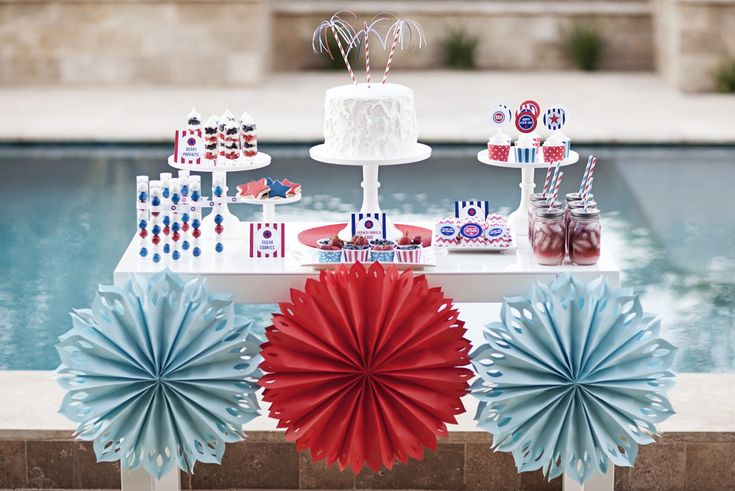 The TomKat Studio: 4th of July Party Supplies…