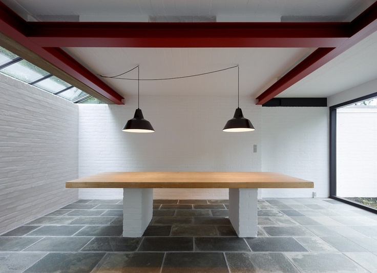 Knud Friis' house - modernisme -