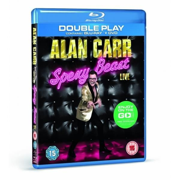 http://ift.tt/2dNUwca | Alan Carr Spexy Beast DVD & Blu-ray | #Movies #film #trailers #blu-ray #dvd #tv #Comedy #Action #Adventure #Classics online movies watch movies  tv shows Science Fiction Kids & Family Mystery Thrillers #Romance film review movie reviews movies reviews