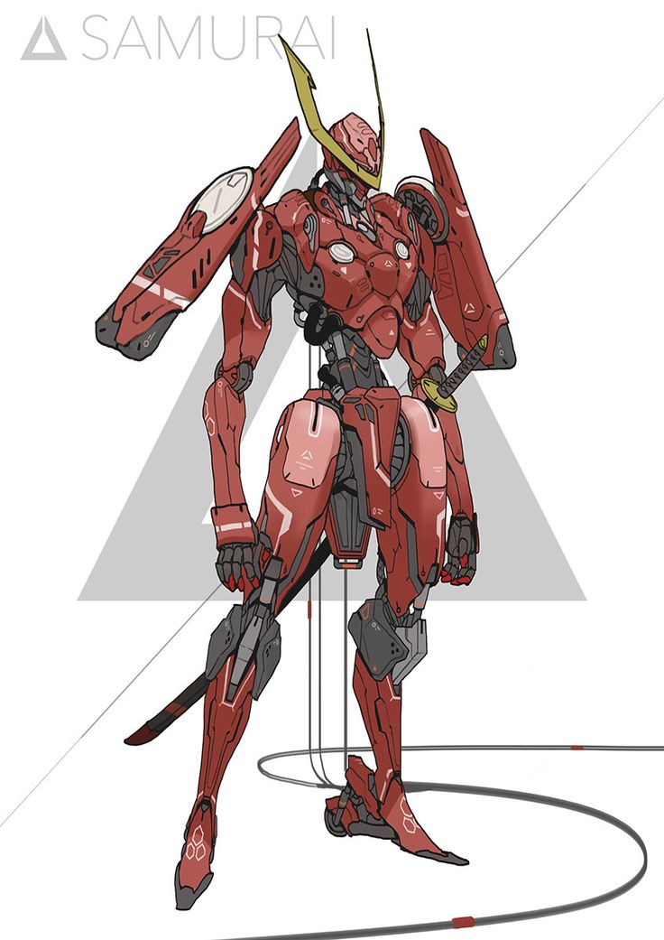 Samurai, Jiunn Kuo on ArtStation at https://www.artstation.com/artwork/EYJzA