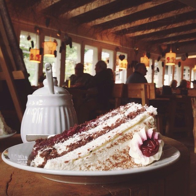 Black Forest Cake anyone? We found an amazing, well hidden place... But as it'll…