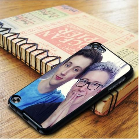 Tyler Oakley And Troye Sivan iPod 5 Touch Case