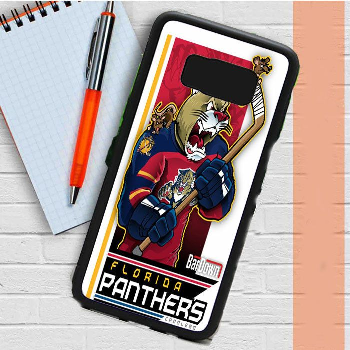 Florida Panthers Hockey Samsung Galaxy S8 Case Dewantary
