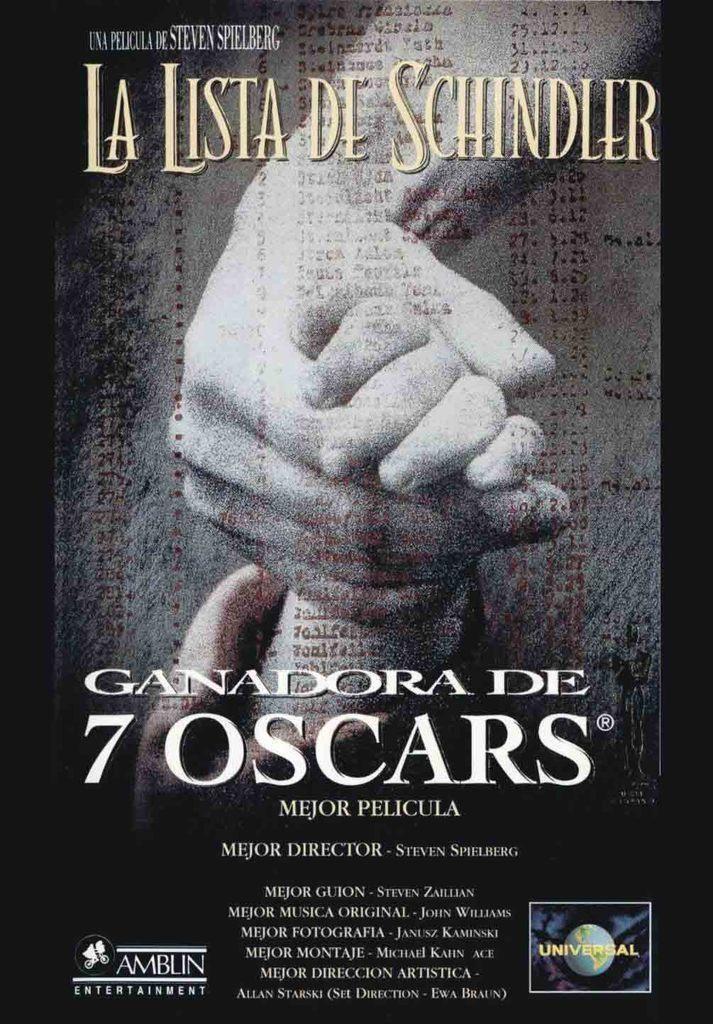 La Lista De Schindler (Schindler's List) | 1993