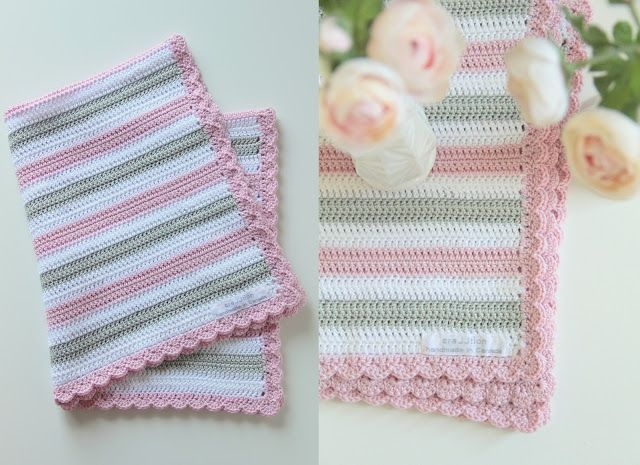 Crochet New Stitches Pinterest : : New Baby Blanket Patterns on Etsy ! Crochet Baby Pinterest ...