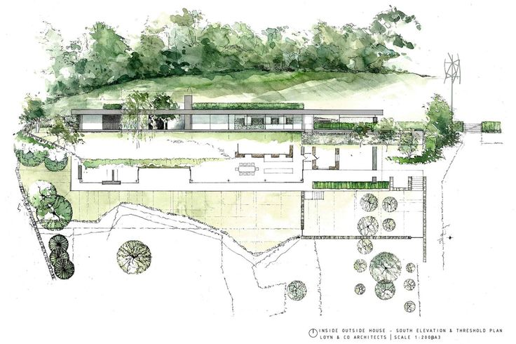 Outhouse   Replacement dwelling, Forest of Dean   LOYN + CO Architects