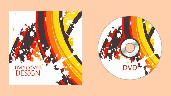 picture about Printable Cd Covers referred to as CD Deal with Templates: 15 Free of charge Printable Templates, Shots and