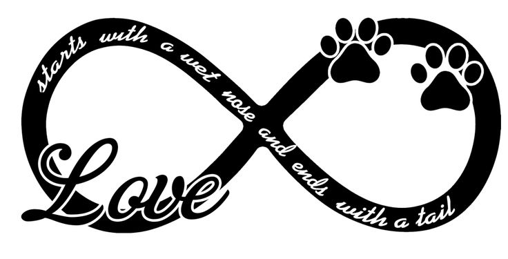 Free Love Starts with SVG File