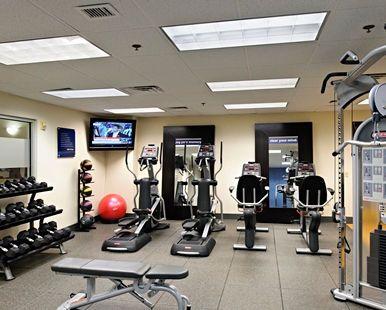 Hampton Inn Philadelphia Center City-Convention Center Hotel, PA - Fitness Center