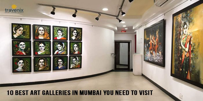 Visit the best Indian modern and contemporary art galleries in Mumbai. You will …
