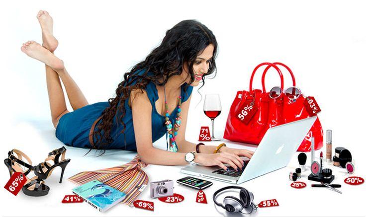 """Ayo Belanja """"Online"""" Label Fesyen Ternama di Dunia"""