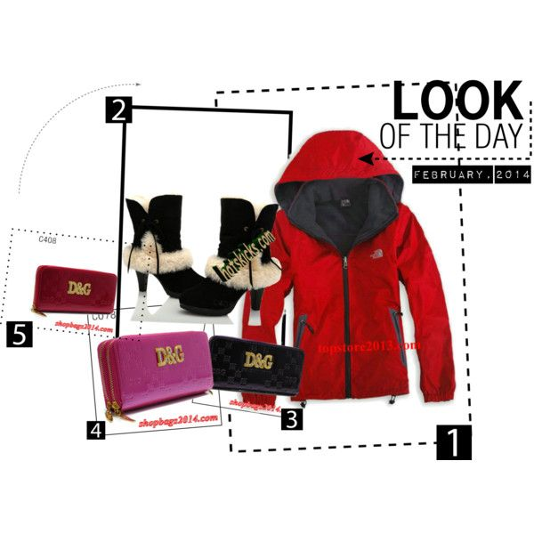 D&G Wallet And Ugg Boots And North Face Jacket For Discount     #Discount Fashion Summer 2014