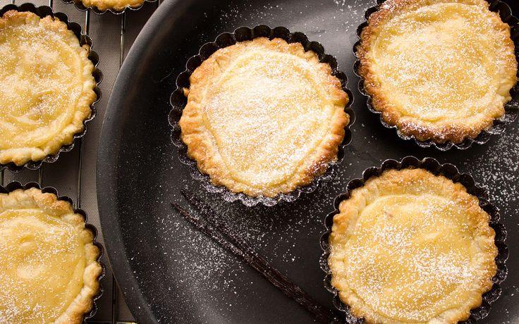 Alle Vanillepudding Fans die Hände hoch🙋🏻 Dieses Muffinrezept zaubert sich schnell und quasi fast nebenbei.