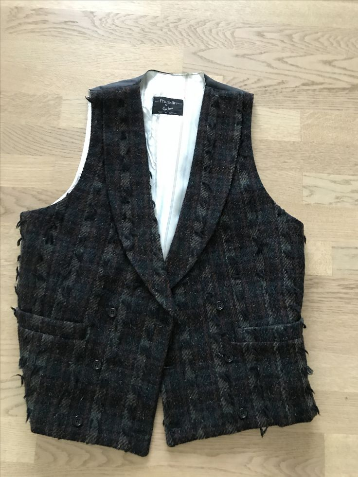 80s Tailoring Franklin by Roger Dack