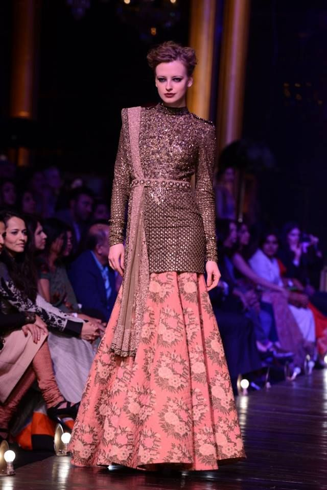 Lakme Fashion Week: Sabyasachi