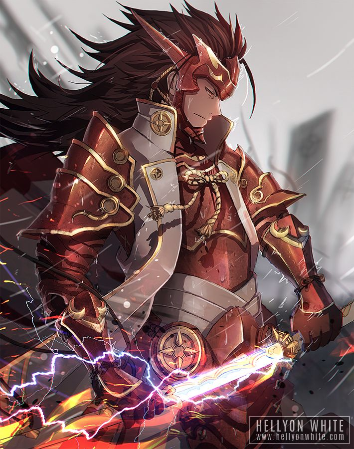 High prince of Hoshido by HellyonWhite